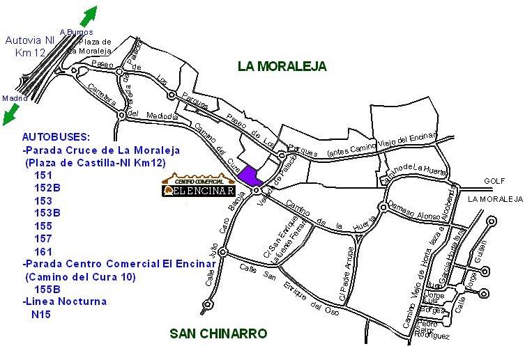 Moraleja.net - Centro Comercial El Encinar