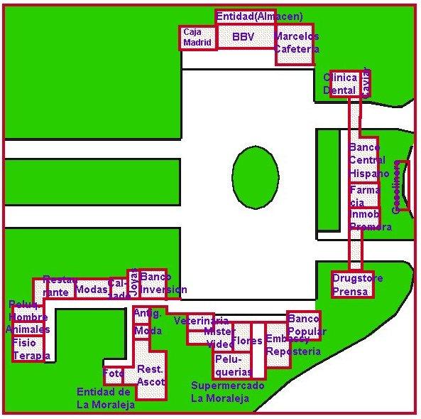 La plaza de la moraleja centro comercial - Centro comercial de la moraleja ...